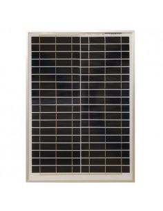Pannello Solare Fotovoltaico 20W 12V SR Policristallino Impianto Camper Baita