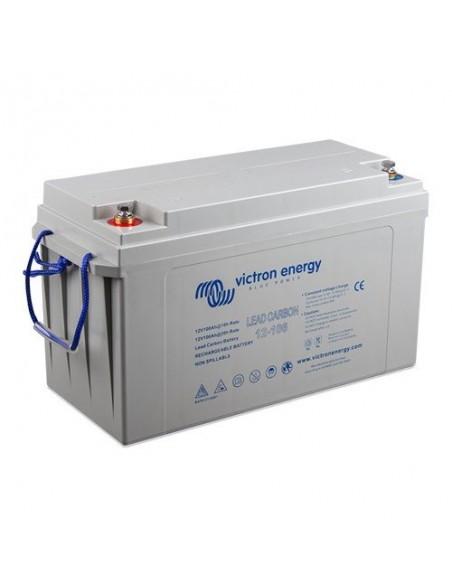 Blei-Kohlenstoff-Batterie