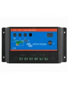 Contrôleur de charge BlueSolar Light PWM 10A 12/24V Automatique Victron Energy
