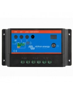 BlueSolar Light PWM Charge Controller 20A 12/24V  Automatic Victron Energy