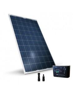 Kit Solare Base 260W Pannello Fotovoltaico Regolatore 20A - MPPT
