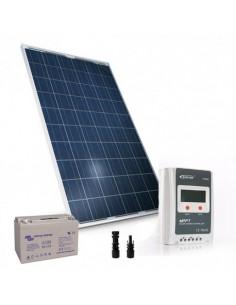 Kit Solare Pro 260W 12V Pannello Solare Regolatore 20A-MPPT
