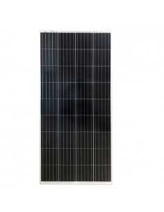 Solar Panel 250W Monocrystalline Full Black Photovoltaic System House Chalet