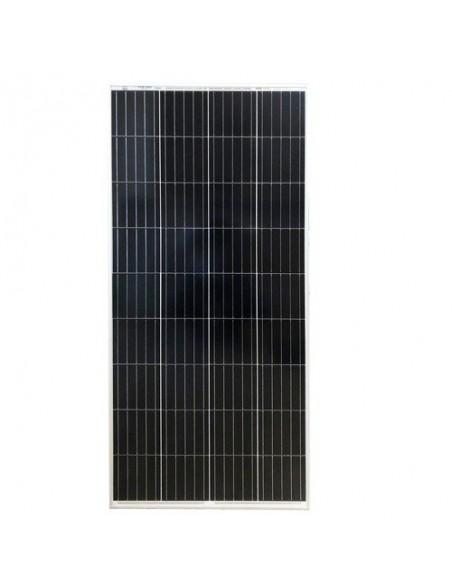 Pannello Solare 250W Monocristallino Full Black Fotovoltaico Impianto Casa Baita