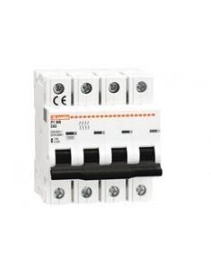 Interruttore Magnetotermico Lovato 4P C 40A