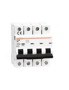 Interruttore Magnetotermico 4P C 40A