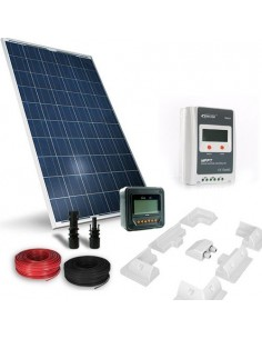 Kit Solare Camper 250W 12V Pro Pannello Fotovoltaico