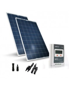 Kit Solare OS Base 560W 24V Pannello Fotovoltaico Regolatore 30A MPPT