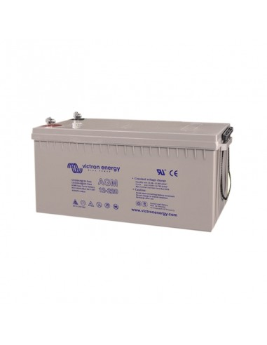 Set 2 x Batterie 220Ah 12V GEL Deep...