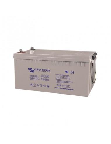 Set 4 x Batterie 220Ah 12V GEL Deep...