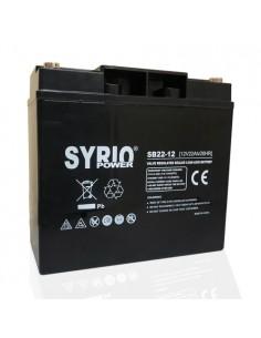 Batterie 22Ah 12V groupe...