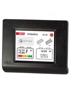 Display Touch per regolatore di carica MPPT SC320M - SC350M fotovoltaico Camper Caravan