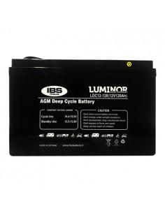 Batteria 120Ah 12V AGM Deep...