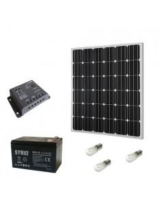 Kit solare Votivo 20W 12V...