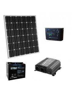 Kit Solare Baita 40W 12V...