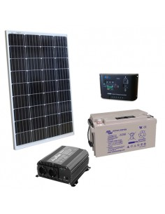 Kit Solare Baita 115W 12V...