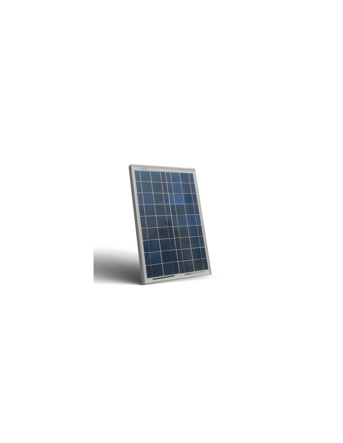 panneau solaire photovoltaique 20w 12v polycristallin roulottes bateaux chalet. Black Bedroom Furniture Sets. Home Design Ideas