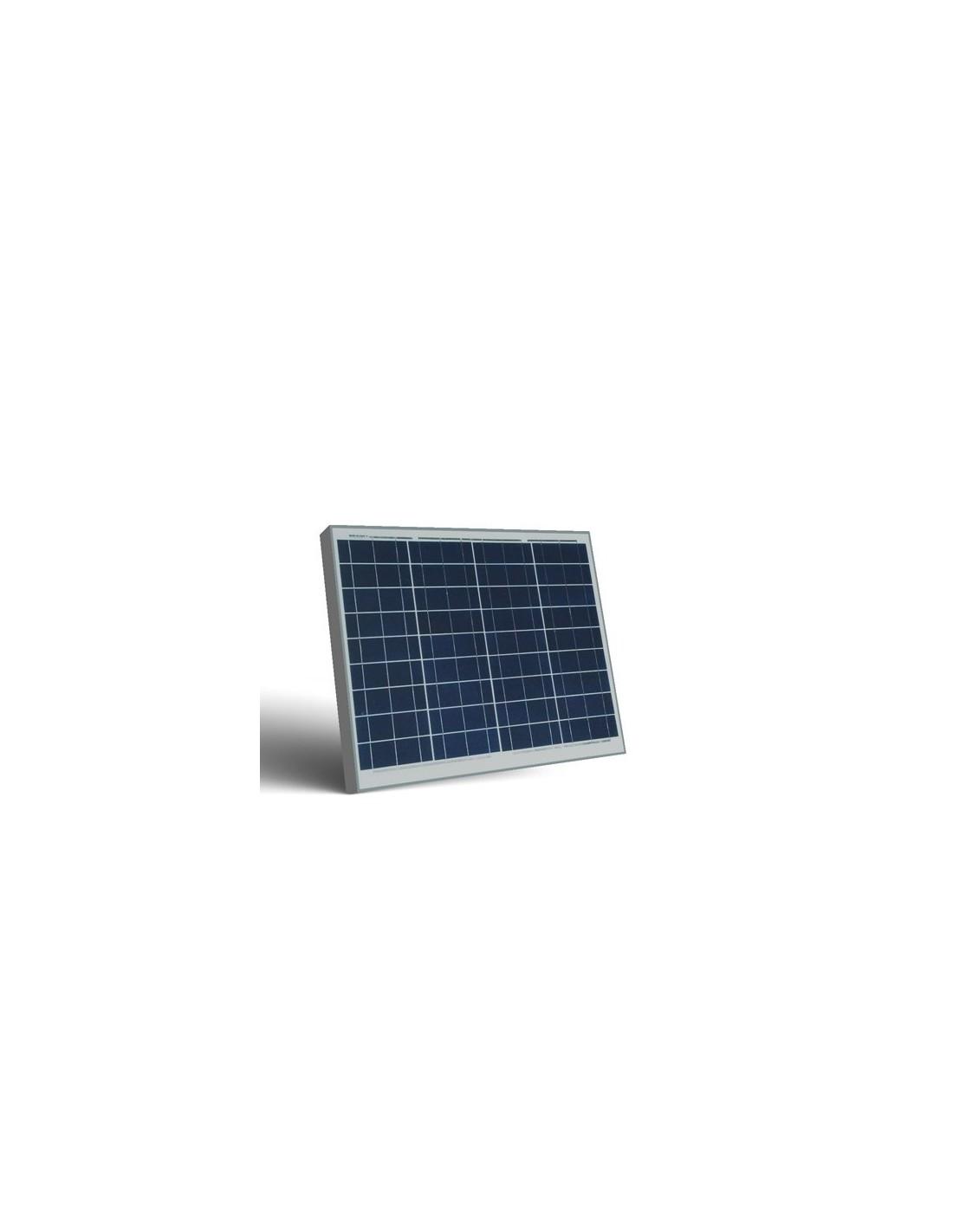 Pannello Solare Per Baita : Pannello fotovoltaico w v policristallino camper barca
