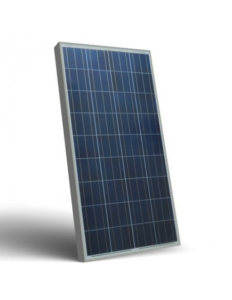 130W 12V Photovoltaic Solar Panel Caravan Motorhome Boat Lighting Off-Grid