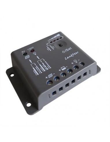 Contrôleur de charge PWM 5A 12V EP Solar LandStar Off grid 7c43c025f363