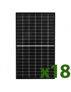 Set 18 Pannelli Solari...
