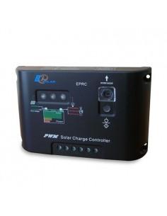 Regolatore di Carica PWM 10A 12/24V EP Solar EP Series Fotovoltaico Stand-Alone