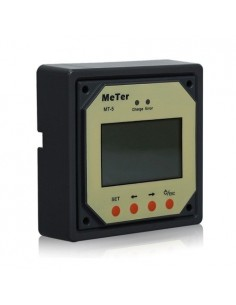 Remote Display MT-5 para Regulador de Carga EP SOLAR Tracer MPPT