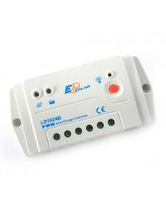 Regulador de Carga PWM 10A 12/24V EP Solar New LandStar