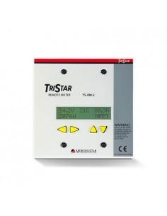 Monitor remoto digital Meter-2 Morningstar para Controlador de carga TriStar