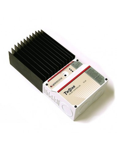 CHARGE CONTROLLER TRISTAR TS-45 12-24-48V Morningstar Photovoltaik SOLAR
