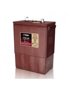 Batterie cyclique Trojan 390Ah 6V L16G-AC pour le Photovoltaique, Stand-Alone