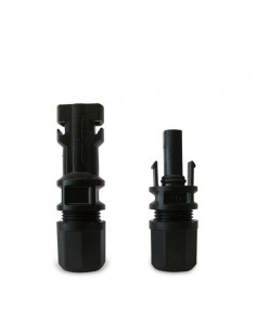 MC4 CONNECTORS For SOLAR PHOTOVOLTAIC PANELS MULTICONTACT PLUGS