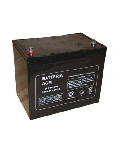 Batteria Luminor 80Ah