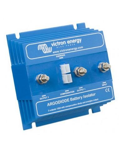 Isolatori batterie a diodo Argo 80A a doppia uscita