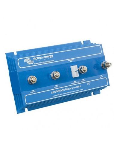 Isolatori batterie a diodo Argo 100A a tripla uscita