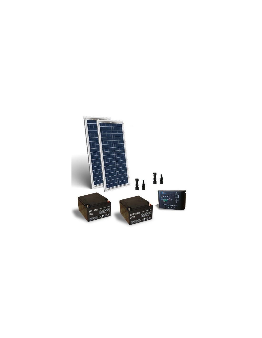 Kit Pannello Solare Con Regolatore Di Carica : Kit cancelli elettrici w regolatore pannello fotovoltaico