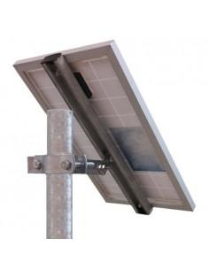 Struttura Testapalo Serie Light Solare Fotovoltaico Per Pannelli 5 - 10W