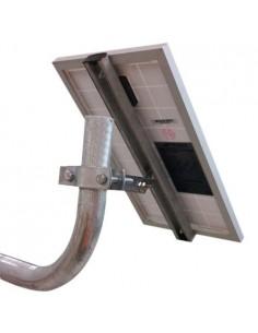 Supporto testapalo a parete Small per pannello solare fotovoltaico da 5-10W