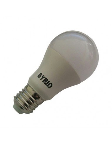 Lampada a Bulbo Led Syrio Power 5W 12/24V E27 Luce Fredda