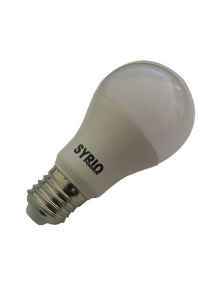 Lampada a Bulbo Led Syrio Power 7W 12/24V E27 Luce Fredda