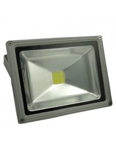Leuchtturm LED-Projektor 20W 12V / 24V Weiß IP65 für Außenkalt Syrio Strom