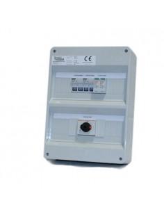 Quadro DC 1 Stringa per Impianti fotovoltaici OFF-GRID