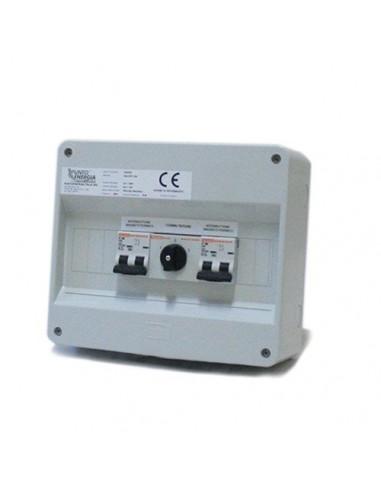 Quadro AC per Impianto Fotovoltaico OFF-GRID Fino a 2Kw Stand Alone Isola