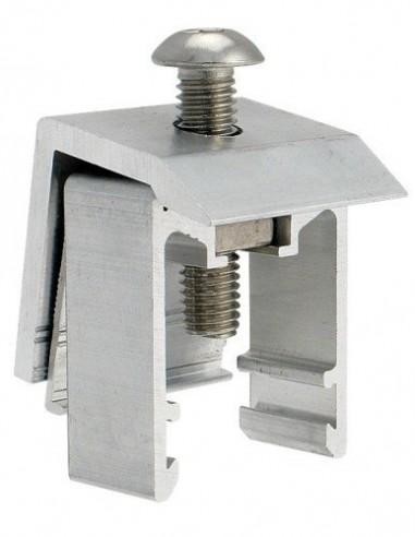 "Profile type ""H"" model TRF-H1/2 made in aluminum - 1.5 mt"