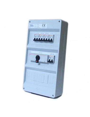 Quadro AC per Impianto Fotovoltaico OFF-GRID fino a 12Kw con triplo Inverter