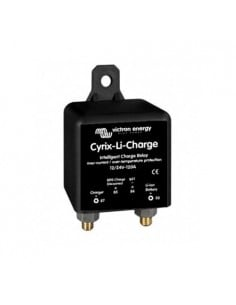 Combinatore di Batteria Cyrix Li-Charge 12/24V 120A Victron Energy