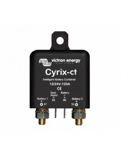 Kit Combinatore di Batteria Cyrix-Ct 12/24V 120A Victron Energy