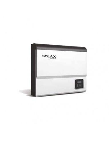 Solax Puissance 3,7 Kw onduleur pour réseau photovoltaïque avec des batteries de stockage