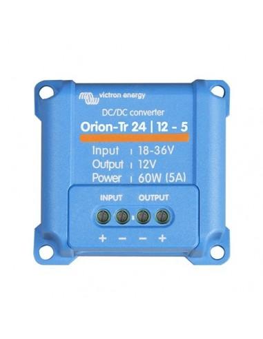 Convertitore/Riduttore Victron Orion TR - DC-DC IP43 da 5A 60W