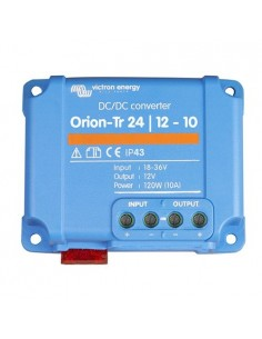 Convertisseur de tension DC-DC Orion-TR 24/12-10A 120W Victron Energy In. 18-35V